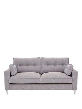 Save £150 at Very on Rufus Fabric 3 Seater Sofa