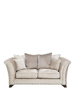 Save £250 at Very on Caprera Fabric 2 Seater Scatter Back Sofa