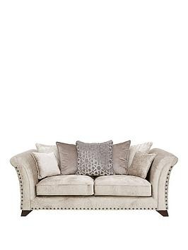 Save £250 at Very on Caprera Fabric 3 Seater Sofa