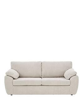 Save £50 at Very on Dixie Fabric 3 Seater Sofa