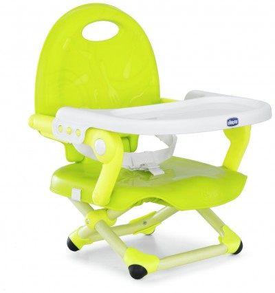 Save £10 at Argos on Chicco Pocket Snack Highchair - Lime