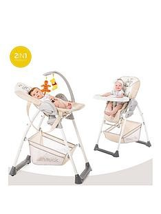 Save £35 at Very on Winnie The Pooh Disney Sit n Relax Highchair - Pooh Cuddles