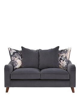 Save £200 at Very on Nova Fabric 2 Seater Scatter Back Sofa