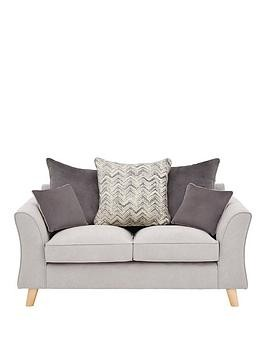 Save £150 at Very on Legato Fabric Scatter Back 2 Seater Sofa