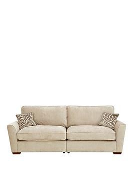 Save £150 at Very on Kingston Fabric 4 Seater Standard Back Sofa