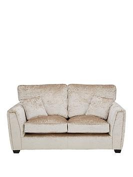 Save £450 at Very on Glitz Fabric Standard Back 2 Seater Sofa
