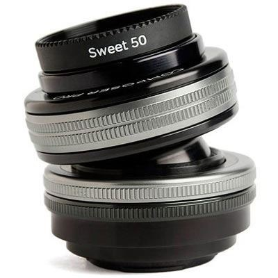 Save £38 at WEX Photo Video on Lensbaby Composer Pro II with Sweet 50 Optic - Fujifilm X