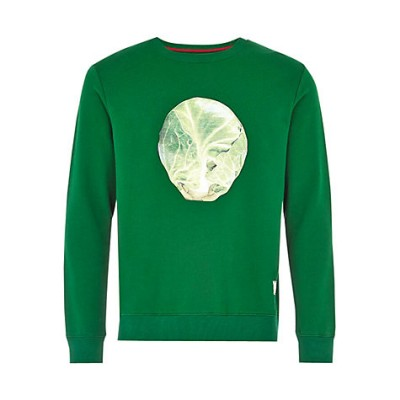 HYMN Sprout Sweatshirt, Green